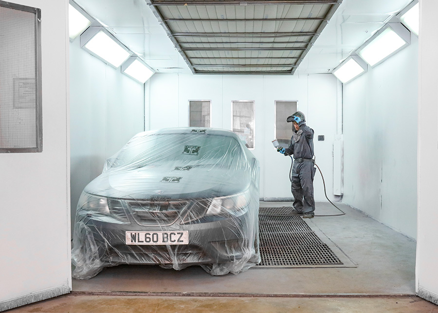 Our facilities Carbody Banbury